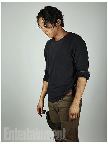 Steven Yeun as Glenn