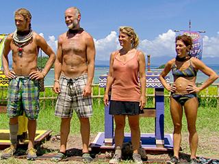Survivor Final Four