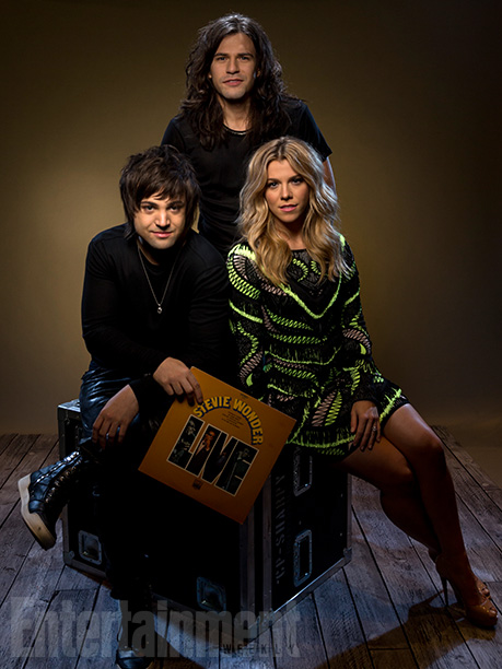 The Band Perry with 'Live'