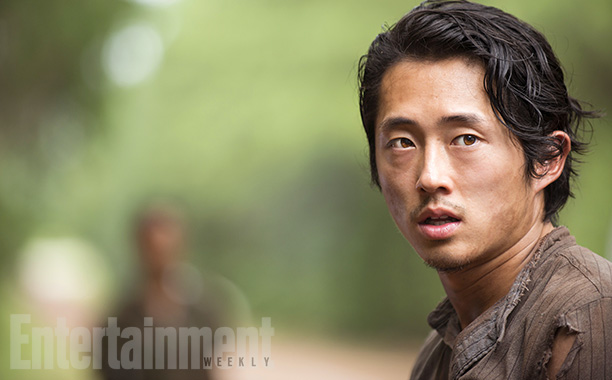 Stephen Yeun as Glenn Rhee