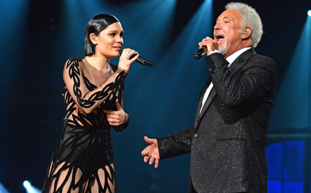 "Jessie J and Tom Jones, ""You've Lost That Lovin' Feeling"""