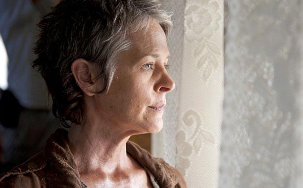 Walking Dead 414 Carol