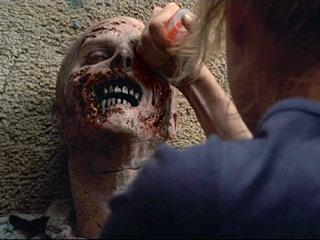 Walking Dead Zombie Eye