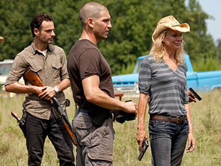 The Walking Dead, Laurie Holden