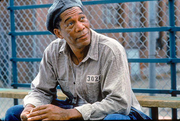 Red, 'The Shawshank Redemption' (1994)