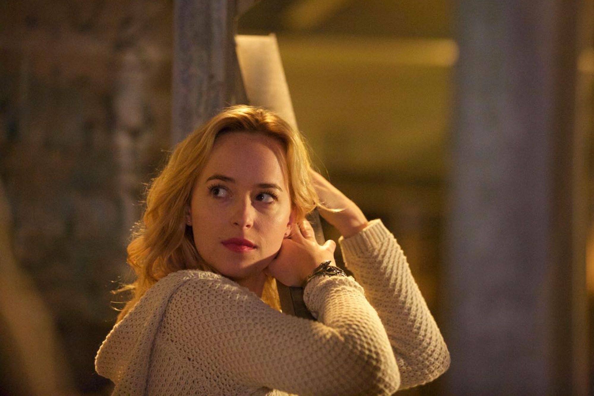 Dakota Johnson in Cymbeline