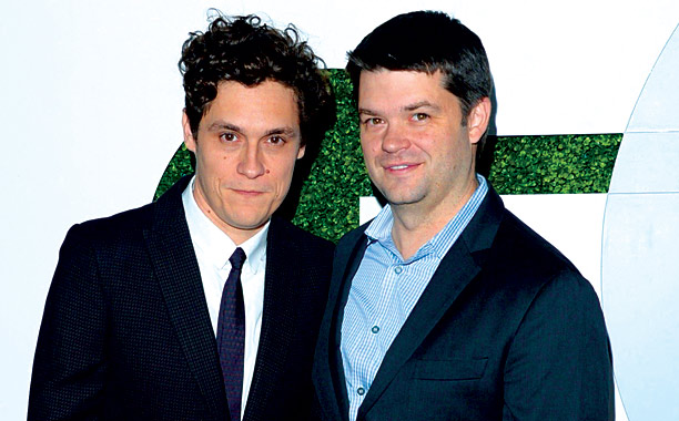 Writers/directors Phil Lord (left) and Christopher Miller