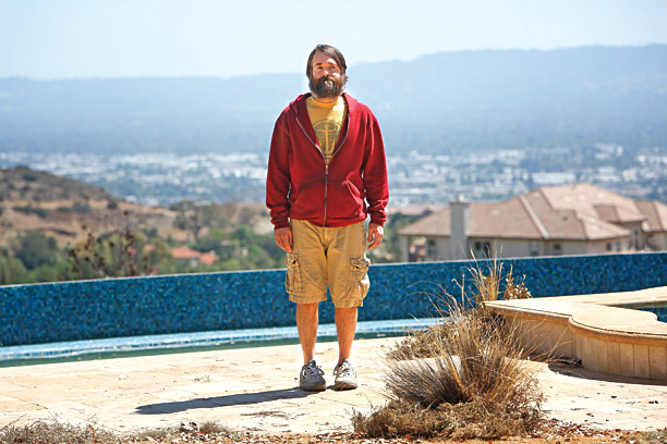 """Will Forte as """"The Last Man on Earth"""""""