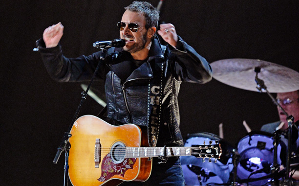 "Eric Church, ""Give Me Back My Hometown"""