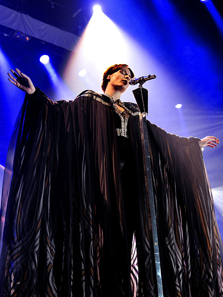 Florence and the Machine   Believe it or not, Ms. Welch's gang have yet to give their recent album, Ceremonials , a proper U.S. tour. And now that they've got…