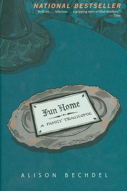"""Fun Home,"" Alison Bechdel (2006)"