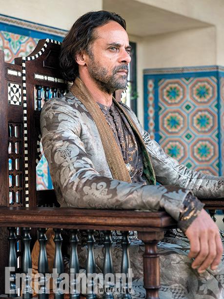 Alexander Siddig as Prince Doran Martell