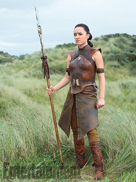 Keisha Castle-Hughes as Obara Sand