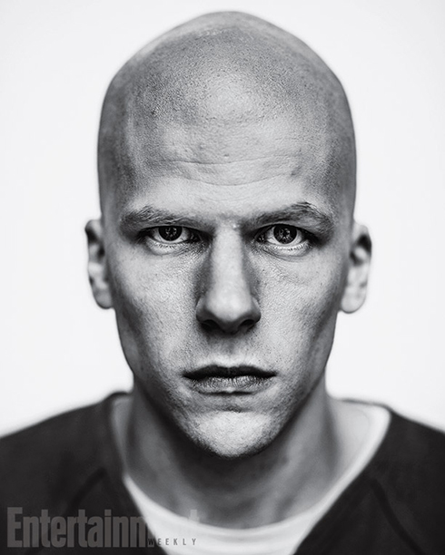 Jesse Eisenberg as Lex Luther
