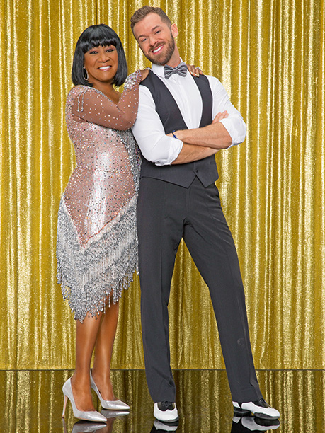 Patti LaBelle and Artem Chigvintsev