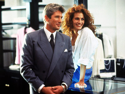 Pretty Woman, Julia Roberts, ...