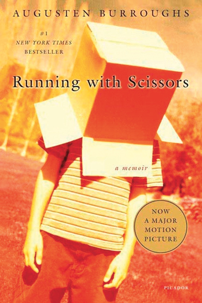 """Running With Scissors,"" Augusten Burroughs (2002)"