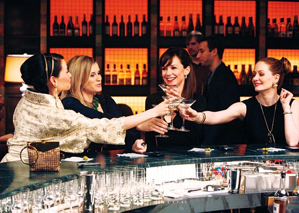 'Cashmere Mafia' (2008)