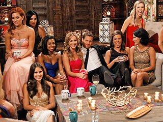 Heres to chicks with big tits bachelor party The Bachelor Season Premiere Recap Juan At A Time Ladies Ew Com