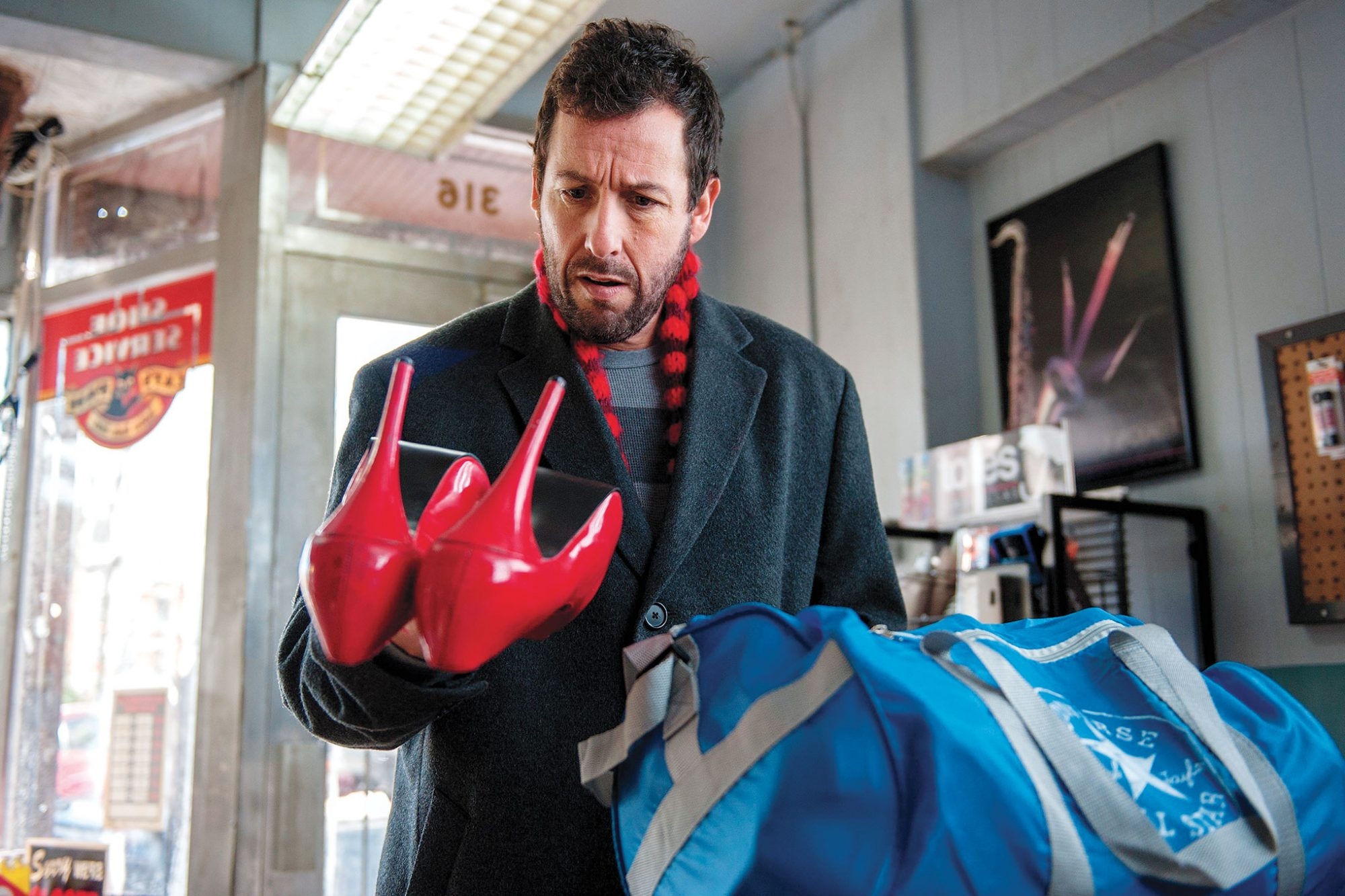 Adam Sandler in The Cobbler