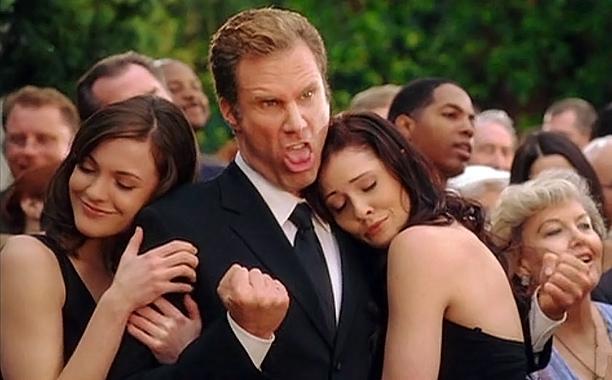 Chazz Reinhold, Wedding Crashers (2005)