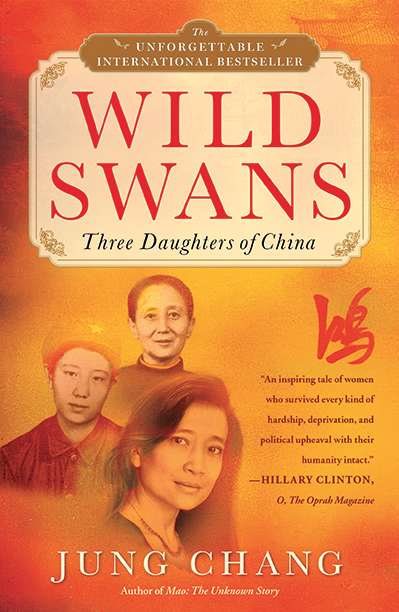 """""""Wild Swans,"""" Jung Chang (1991)"""