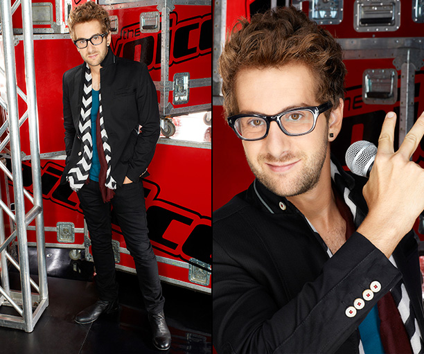 The Voice | Choose your favorite Will Champlin portrait!