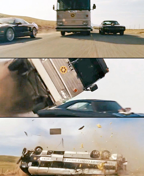 Sending Dom back to prison at the end of Fast & Furious was unacceptable. So wingman Brian came up with a so-crazy-it's-gotta-work idea: Wreck the…