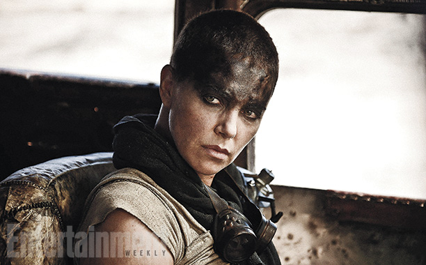 Charlize Theron (Mad Max: Fury Road) for Best Actress