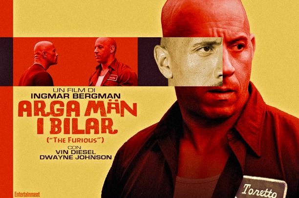 As if directed by Ingmar Bergman