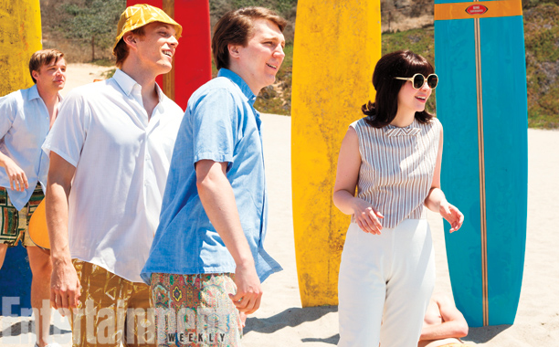 Love and Mercy (June 5)