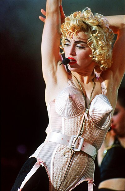 Madonna Corset by Jean Paul Gaultier | Missi Perfume