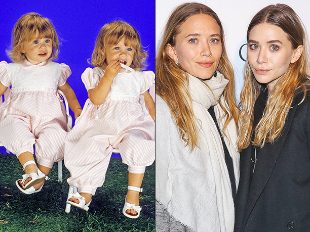 Mary-Kate and Ashley Olsen (Michelle Tanner)