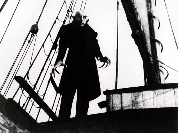 Director: F.W. Murnau The granddaddy of all vampire films thanks to German maestro F.W. Murnau and his indelible leading man Max Schreck, whose silent, sinister,…