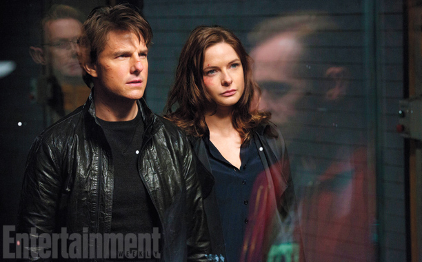 Mission: Impossible—Rogue Nation (July 31)