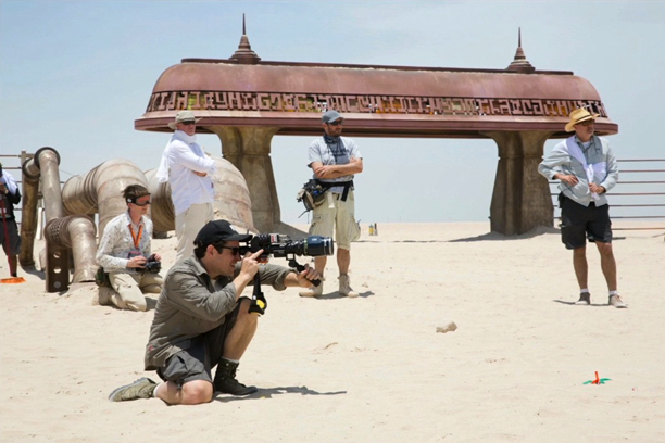 J.J. Abrams gets the picture
