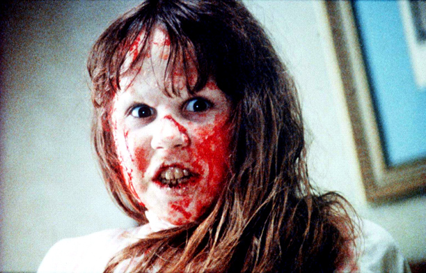 EW & YOU picked: The Exorcist (1973) A good horror movie will show viewers something they've never seen before, then make them wish they'd never…