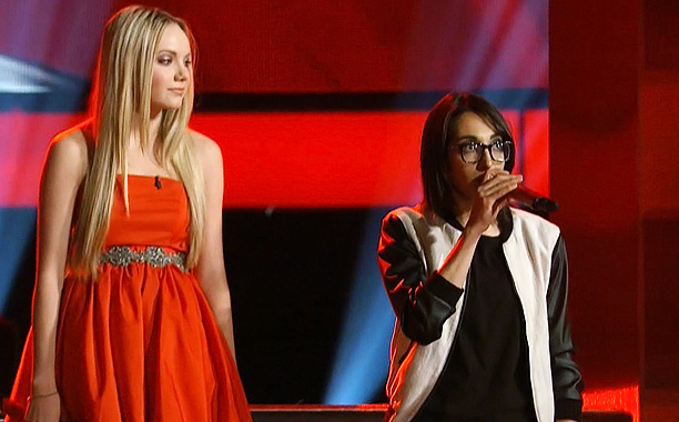 THE VOICE CHAMUEL