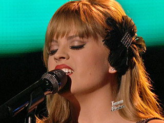 The Voice Holly Tucker