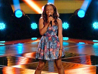 The Voice Timyra Joi