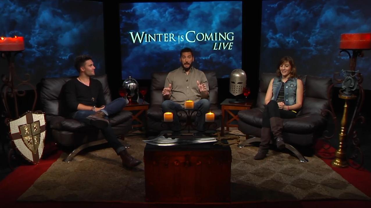 Game of Thrones recap: Winter Is Coming