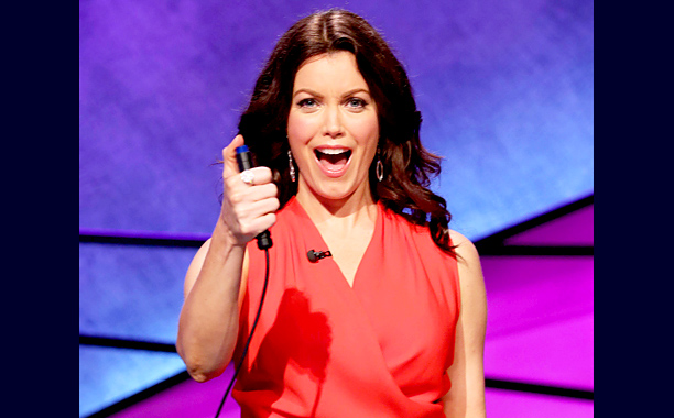 Bellamy Young, Celebrity Jeopardy!