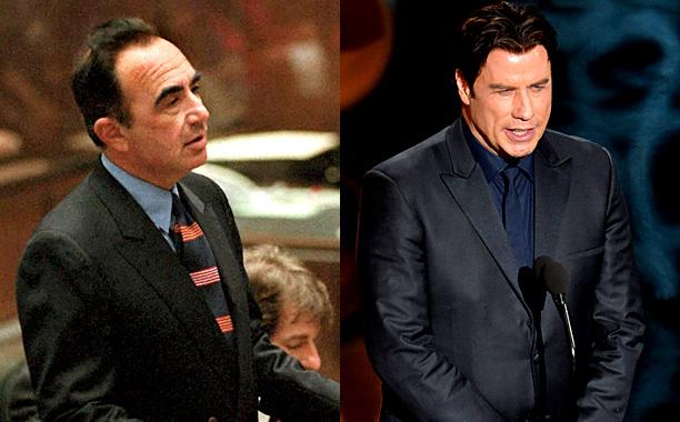 Robert Shapiro, played by John Travolta
