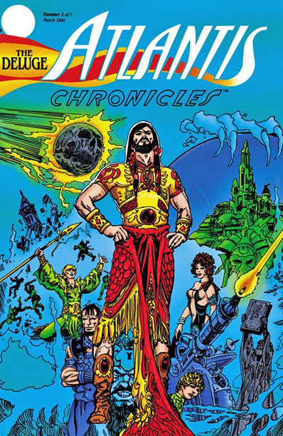 """Atlantis Chronicles"" (1990)"