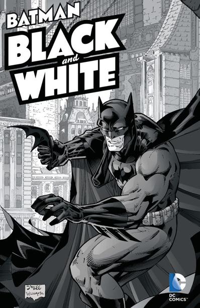 """Batman: Black and White"" (1996)"