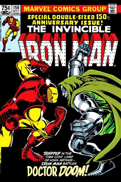 """Doomquest,"" ""Iron Man"" #149-150 (1981)"