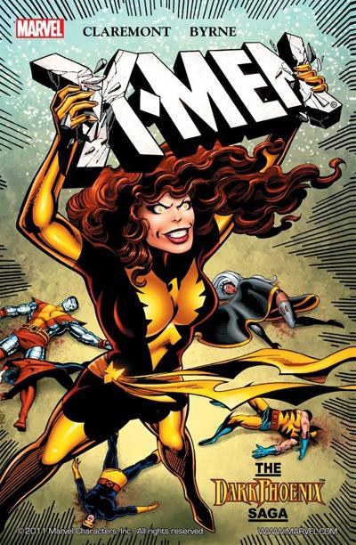 """""""X-Men: The Dark Phoenix Saga"""" (1980)"""