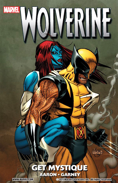 """""""Get Mystique,"""" """"Wolverine"""" #62-65 (2008)"""