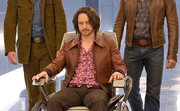 Reprising his role as Charles Xavier opposite ascendant idol Michael Fassbender, perpetual idol Hugh Jackman, elder statesman Patrick Stewart, and your best friend Jennifer Lawrence,…