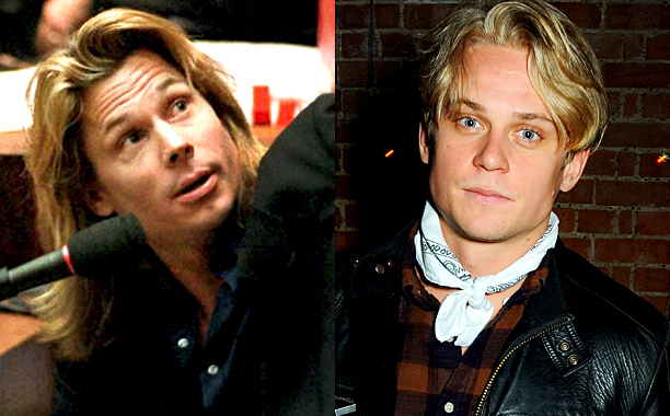 Kato Kaelin, played by Billy Magnussen